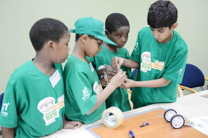 TRA hosts Summer Innovation Camps