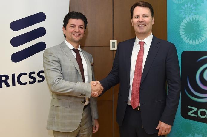 Zain Iraq, Ericsson extend managed services deal