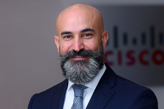 New MD for Cisco 'East' Region