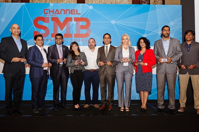 SMB Innovation Awards honour partner excellence