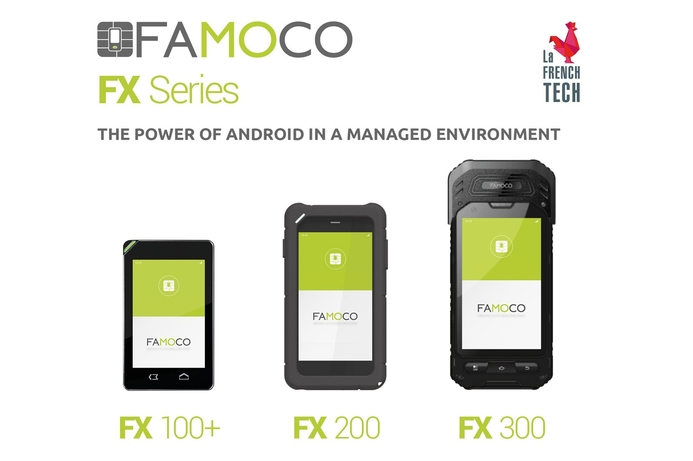 FAMOCO to showcase two devices at GITEX 2016