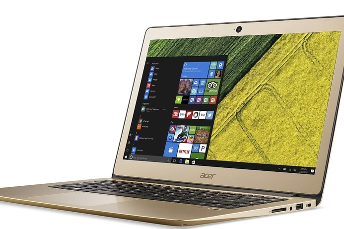 Acer unveils new Swift 7 notebook