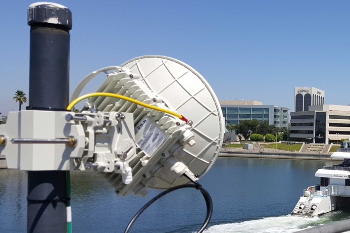 Siklu upgrades surveillance network at Port of Long Beach