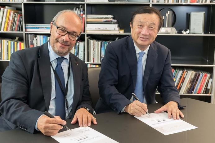 Huawei, Leica Camera AG establish R&D centre