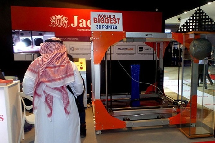 Jacky's Business Solutions to promote 3D printers