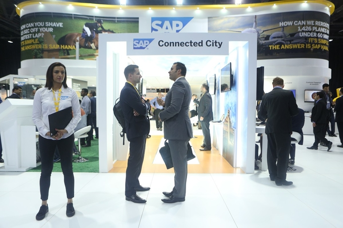 SAP to focus on innovations for citizens' happiness