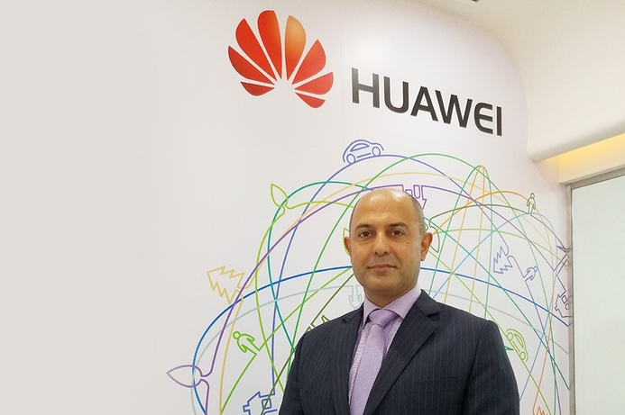 Huawei eyes smart and safe cities
