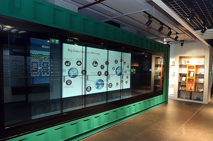 Redington's multi-vendor solutions centre