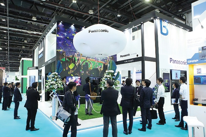 Panasonic lifts off with hybrid drone Ballooncam