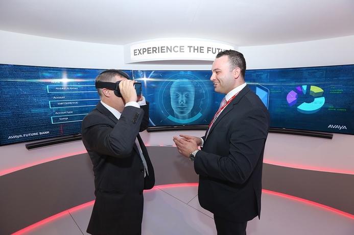 Avaya shines the spotlight on AI at show