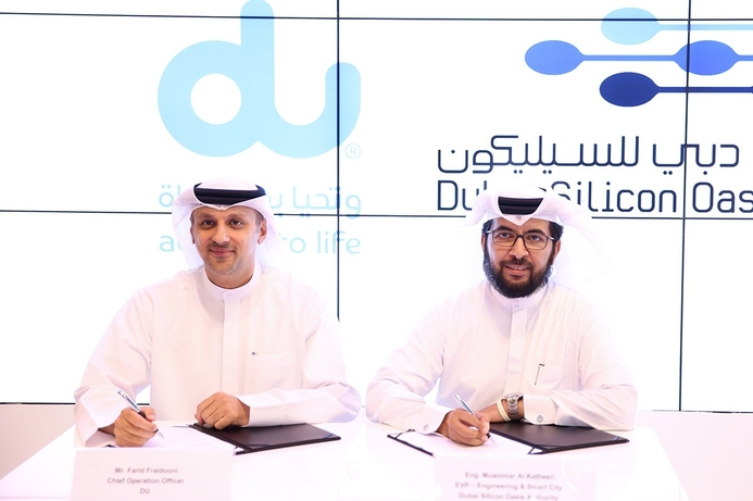 DSOA teams up with du for Internet of Things solutions