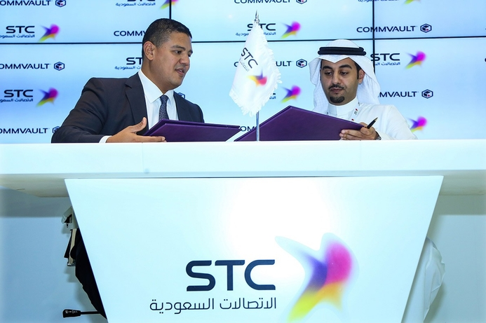 STC selects Commvault for BaaS for KSA