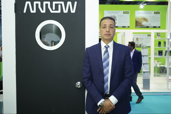 Arrow has clear direction at GITEX