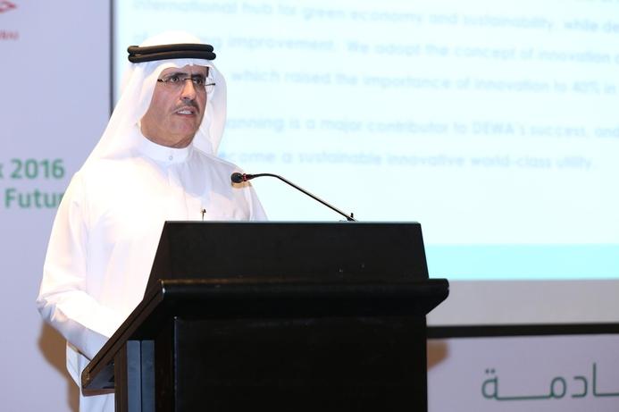 DEWA Strategy Week underway in Dubai