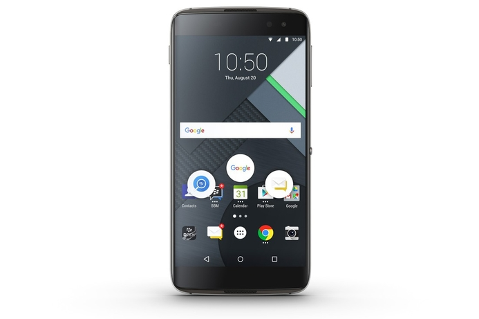 BlackBerry announces latest Android device