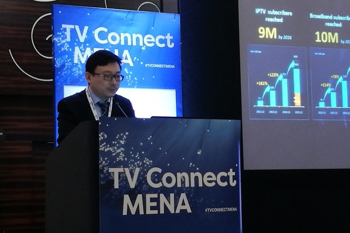 Huawei showcases its video cloud service