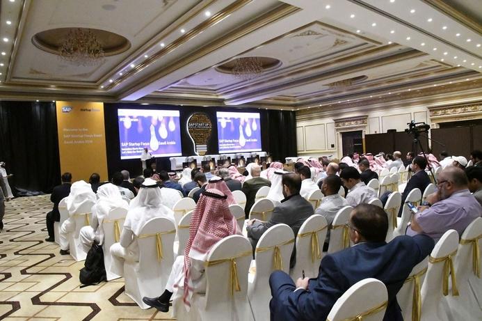 Saudi tech start-ups to drive Kingdom's Vision 2030