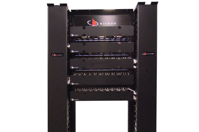 Siemon unveils equipment rack for Middle East