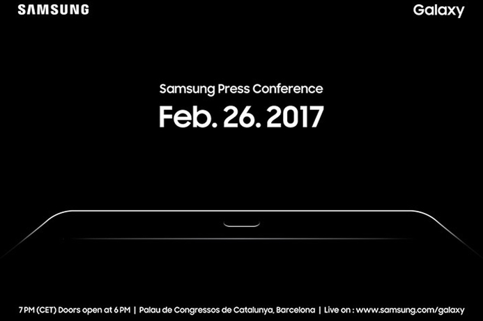 Rumoured Samsung launch at MWC, but it's not the Galaxy S8