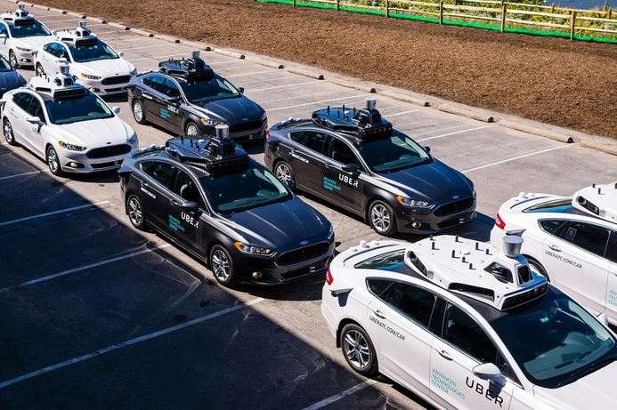 Uber shuts self-driving car test operations