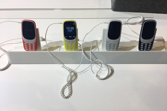 Classic Nokia 3310 reaches the UAE