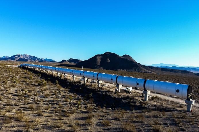 Hyperloop runs into headwinds