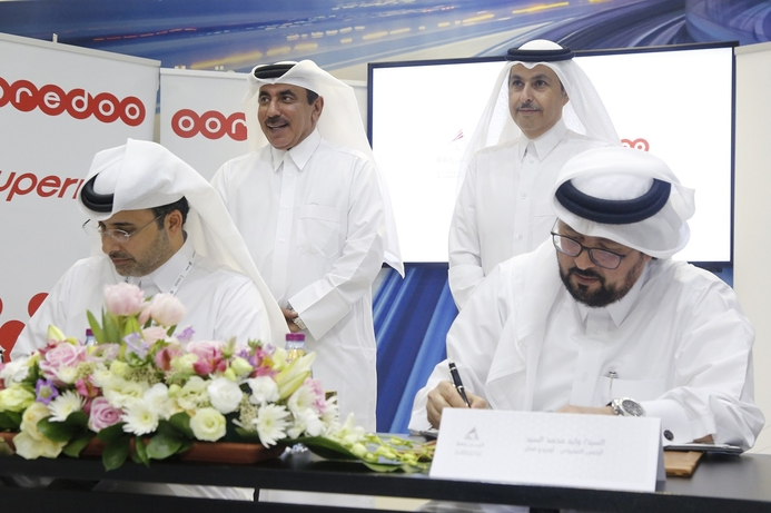 Ooredoo to connect Qatar's Red Line Metro network