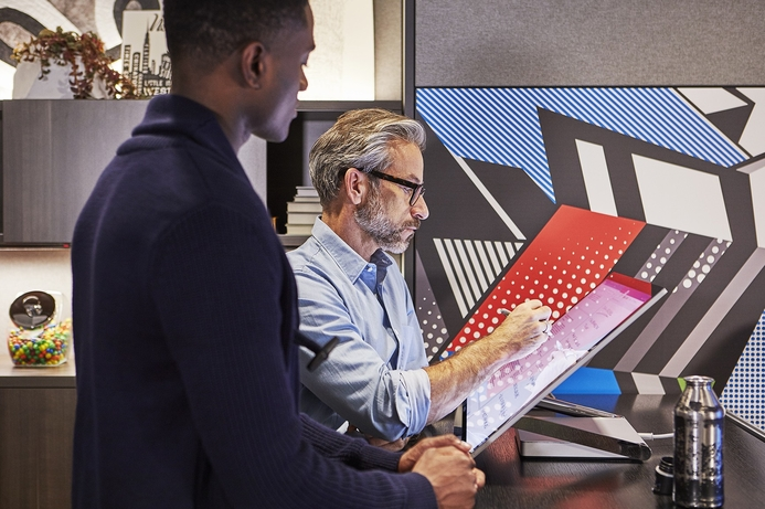 Microsoft and Steelcase partner for creative workspaces