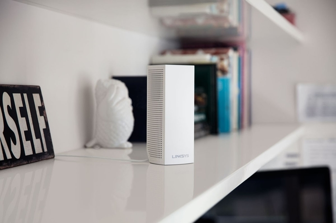 Linksys promises better wireless with Velop mesh Wi-Fi system