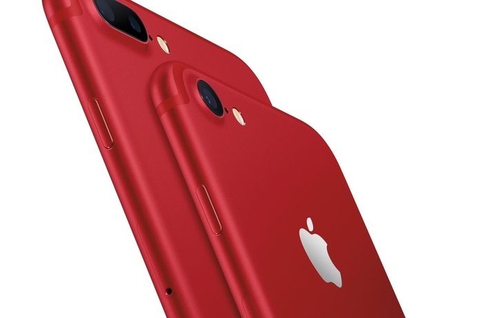 Apple's red iPhone 7 will be available at GITEX Shopper