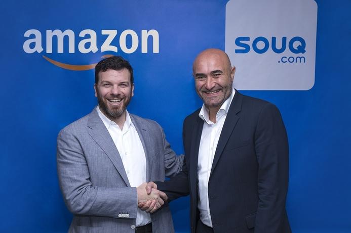 Done deal: Amazon is acquiring SOUQ.com