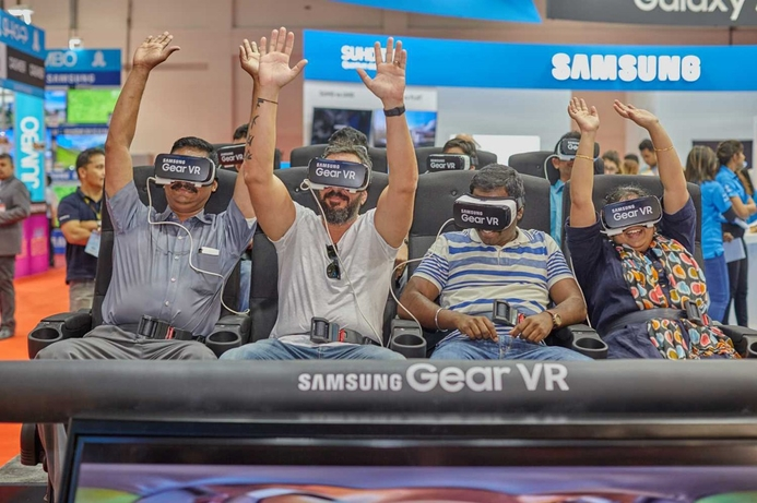 AR and VR headsets continues to gain strong momentum worldwide