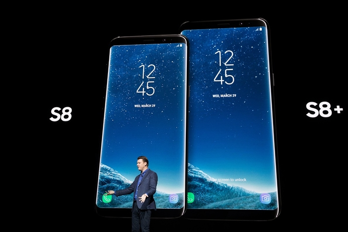 Samsung Galaxy Note 8 tipped to have mammoth screen