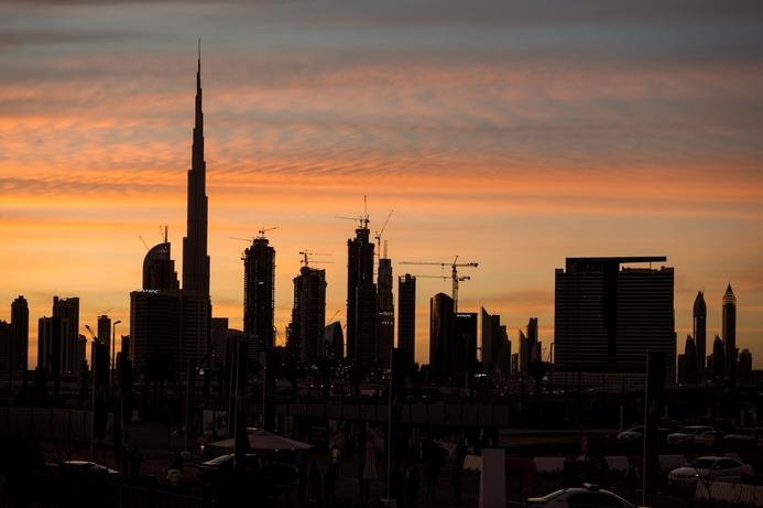 What makes Dubai the 'City of the Future'?