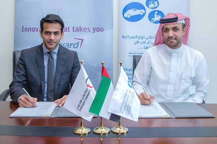 Emirates Transport Driving Institute to automate with Avanza