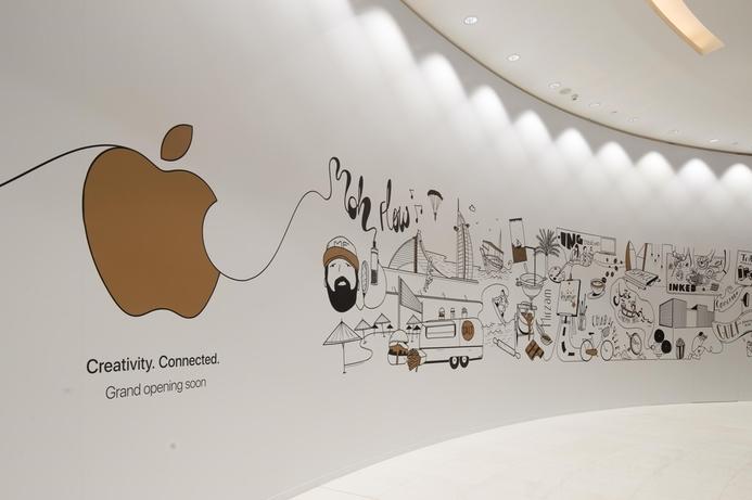 Dubai Mall to welcome creative Apple store