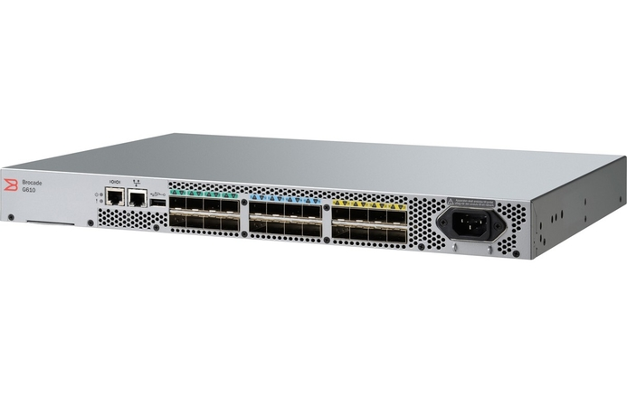 Brocade storage switch offers added performance and security