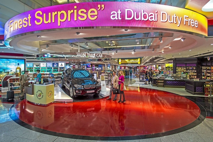 Dubai Duty Free cashes in with Veeam Availability Suite