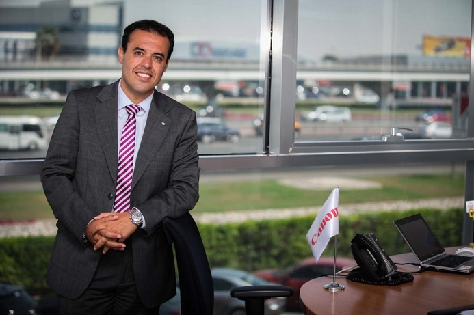 Canon renews its Middle East focus
