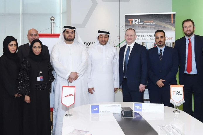 RTA and TRL partner to improve smart and electronic services