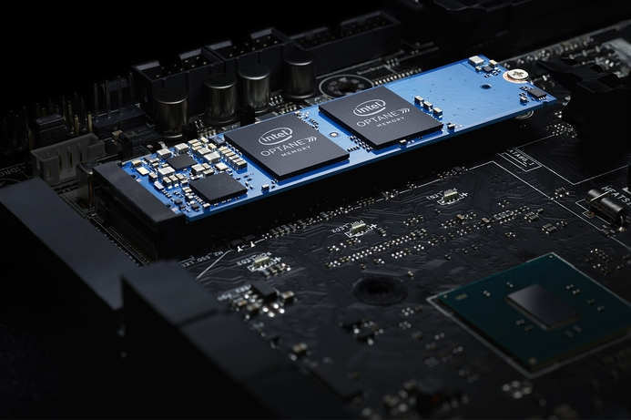 Intel releases first SSDs with 3D XPoint Memory Tech