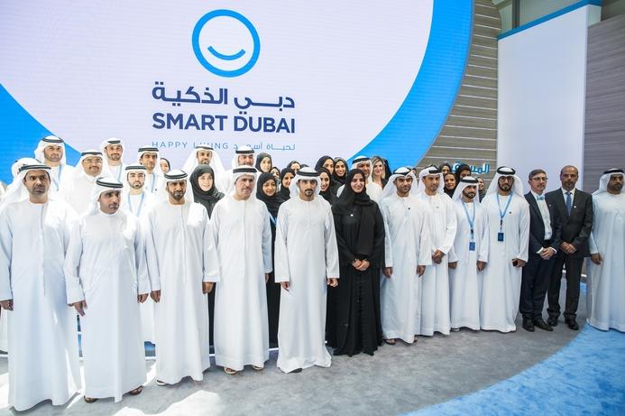 HH Sheikh Hamdan launches Smart Dubai 2021