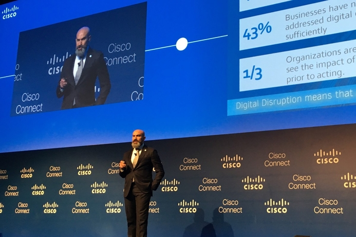 Cisco Connect 2017 tackles business success in the digital era