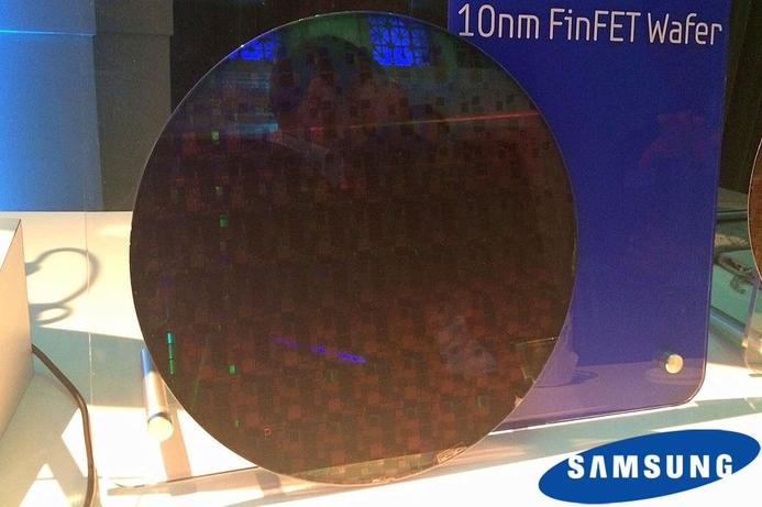Samsung to ramp-up 10nm FinFET process technology