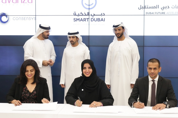 Avanza signed to provide blockchain solution for Smart Dubai