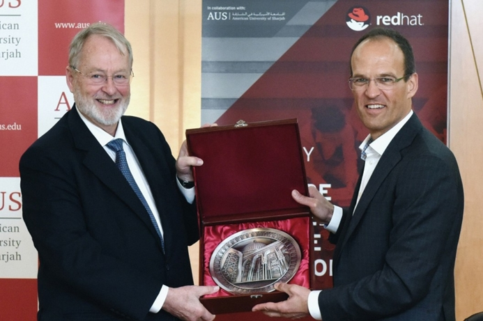 American University of Sharjah signs on with Red Hat