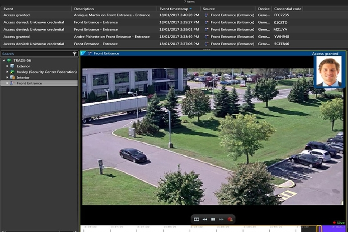 Genetec adds license plate recognition in latest upgrade