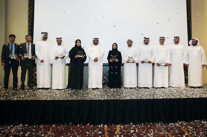 ADSIC honours employees with Al Nokhba Awards