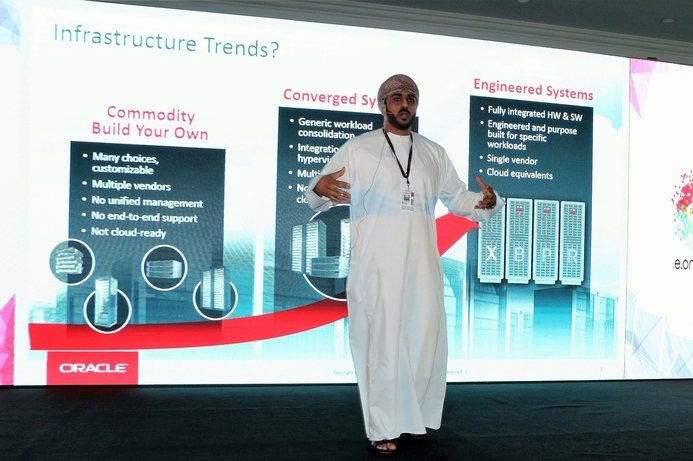 Oman plans to sign government licence agreement with Oracle