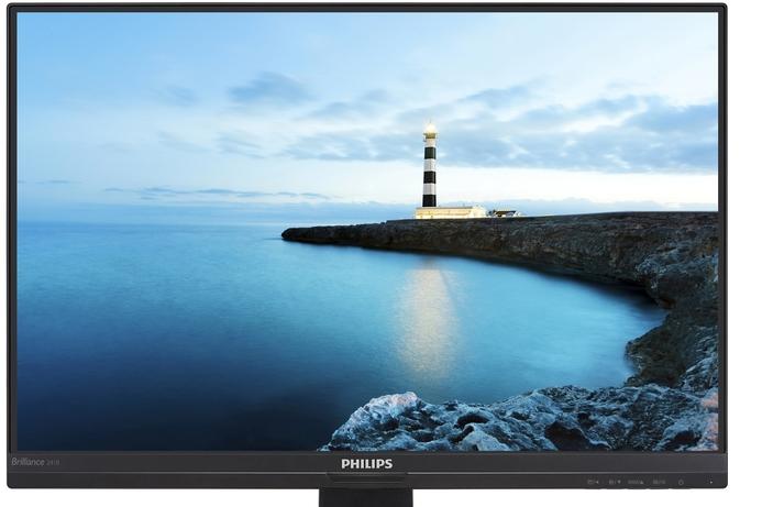 Philips unveils B-line borderless monitor series